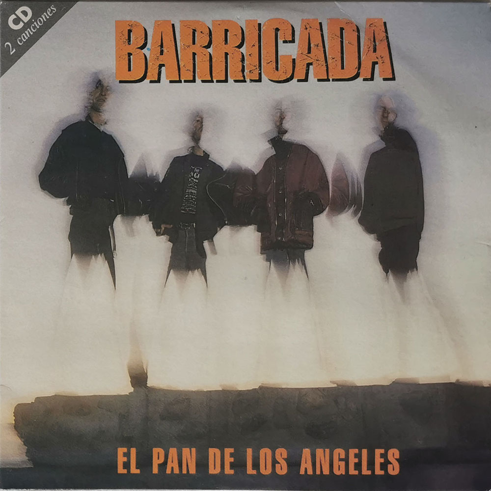 Barricada Single El pan de los ángeles