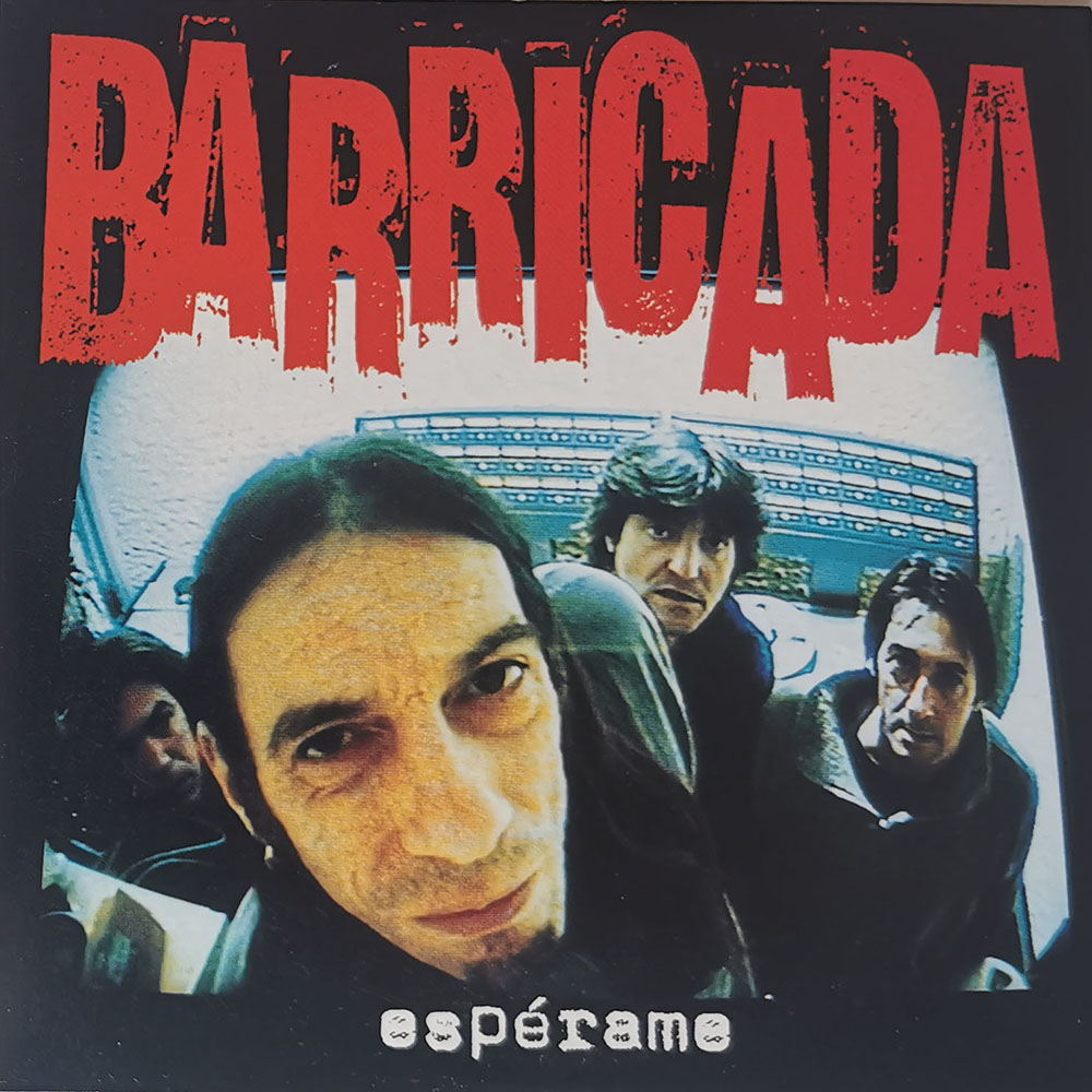Barricada Single Espérame