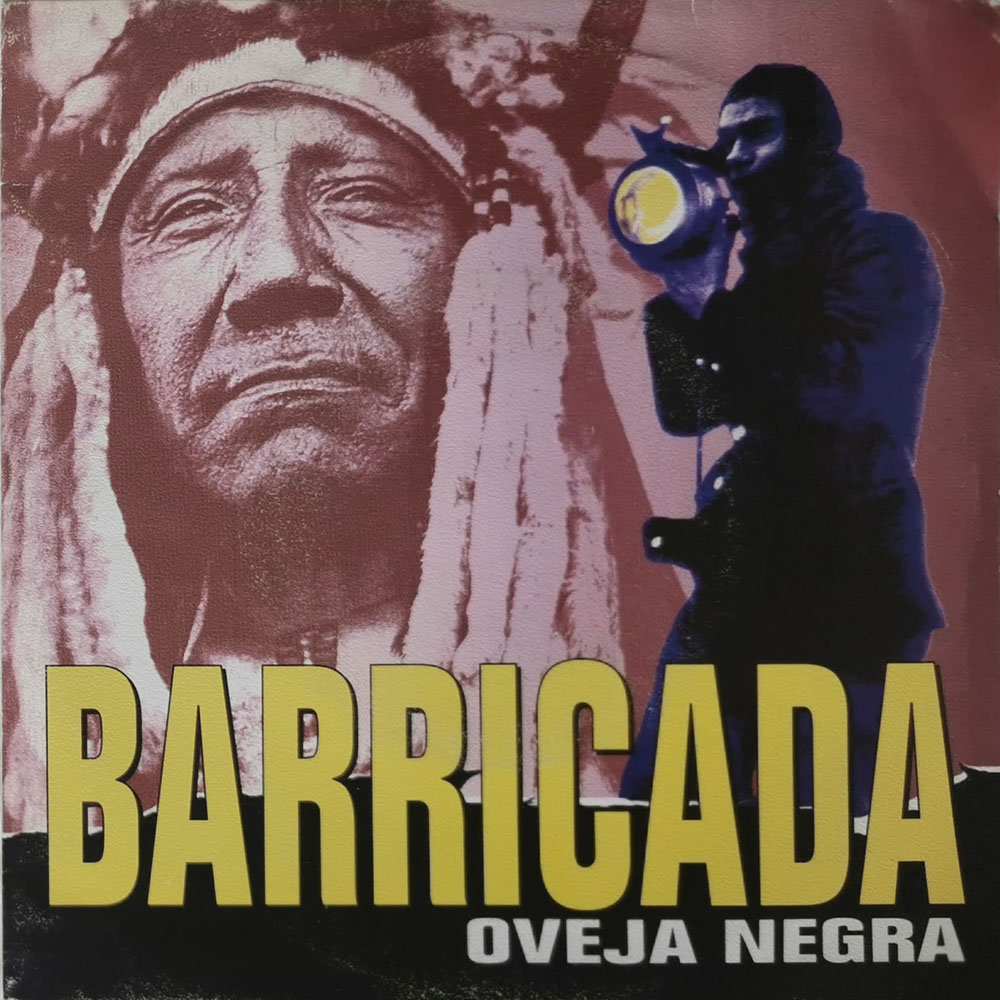 Barricada Single Oveja negra