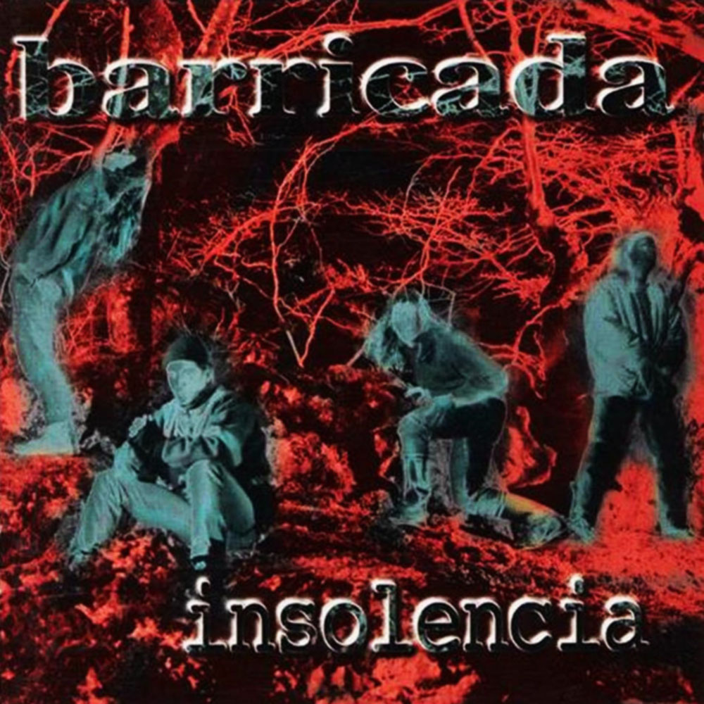 Barricada álbum Insolencia